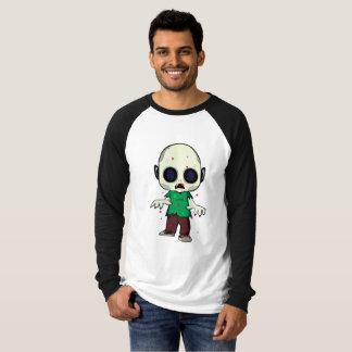 Camiseta Ilustração pequena do zombi de Jimmy