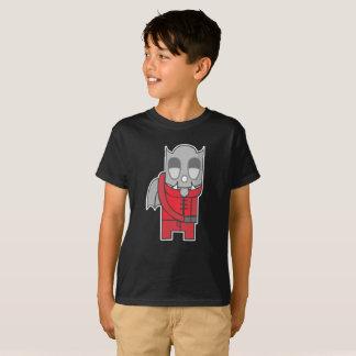 Camiseta Ilustração tímida do diabo