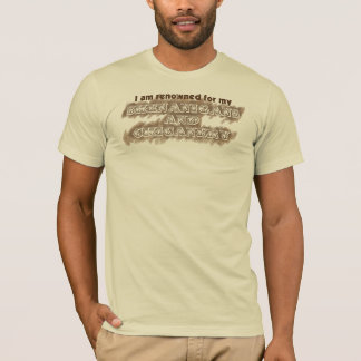 Camiseta Ilustre para meus Shenanigans e chicanice