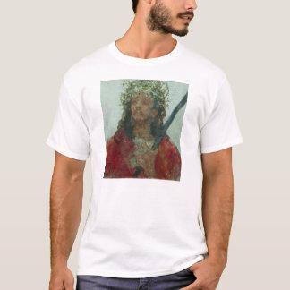 Camiseta Ilya Repin- Jesus em uma coroa de espinhos