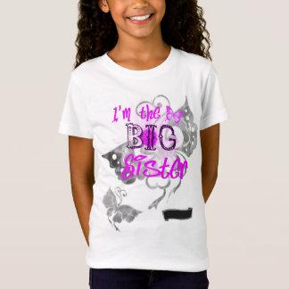 Camiseta Im a irmã mais velha