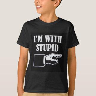 Camiseta Im-Com-Estúpido
