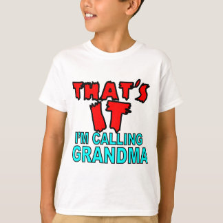 Camiseta IM GRANDMA.png de CHAMADA