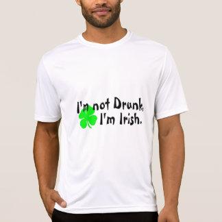 Camiseta Im Im irlandês nao bêbedo 6