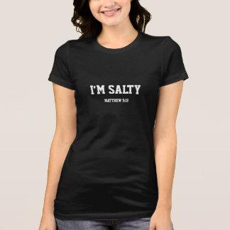 Camiseta Im mulheres salgados