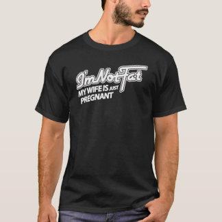 Camiseta Im nao gordo