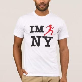 Camiseta IM NY funcionado
