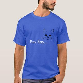 Camiseta Im o meow dos gatos