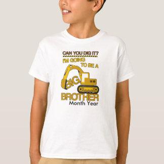 Camiseta Im que vão ser uma construção do big brother com