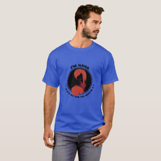 Camiseta Im t-shirt de Nana