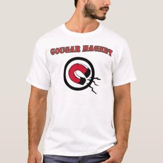 Camiseta Ímã do puma