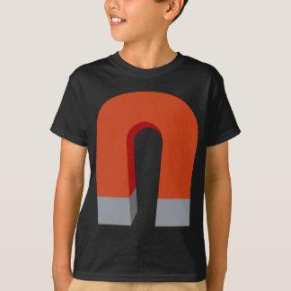 Camiseta Ímã em ferradura