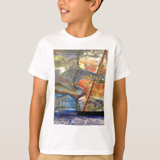 Camiseta image em acrílico