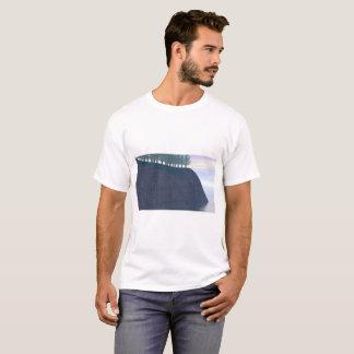 Camiseta Imagem da costa 3D