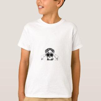 Camiseta imagem da menina do espião