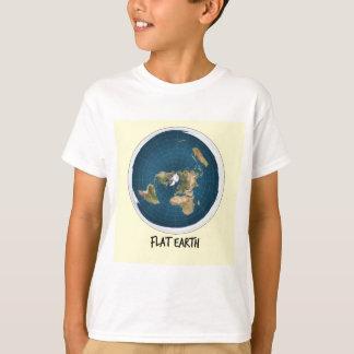Camiseta Imagem da terra lisa