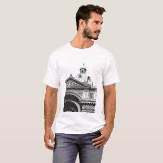 Camiseta Imagem digital de casa do Conselho de Birmingham