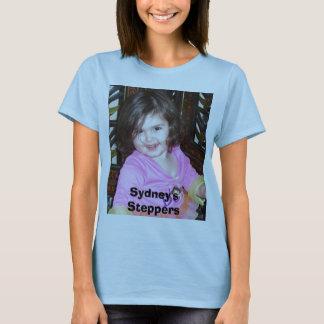 Camiseta Imagem do t-shirt do Sid, os Steppers de Sydney