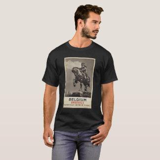 Camiseta Imagem do vintage de BÉLGICA BRUXELAS