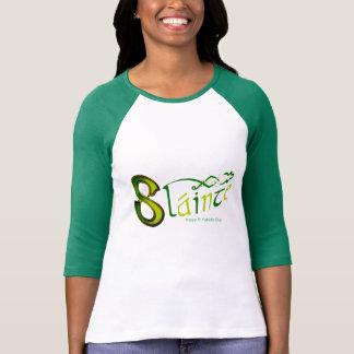 Camiseta Imagem irlandesa da frase para o Bella das