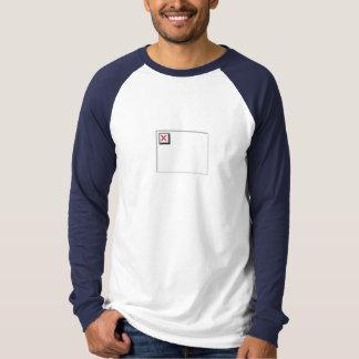 Camiseta Imagem não encontrada