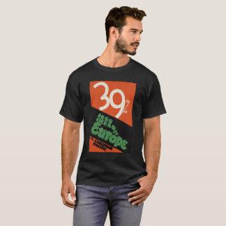 Camiseta imagem PACIFC CANADENSE do vintage