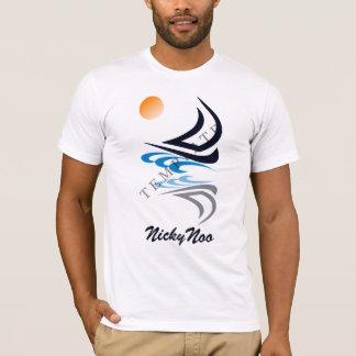 Camiseta Imagem & texto feitos sob encomenda do modelo do