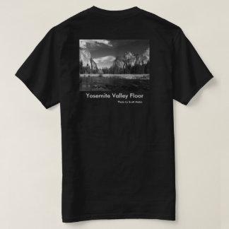 Camiseta Imagens de Yosemite e de Mesa Verde