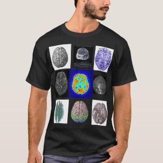 Camiseta Imagens do cérebro