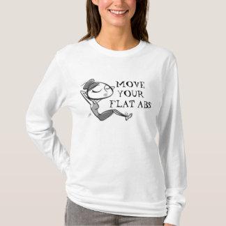 Camiseta imagesCA9R2AHG, MOVEM SEU ABS LISO