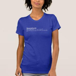 Camiseta Imaturo