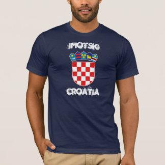 Camiseta Imotski, Croatia com brasão