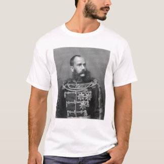 Camiseta Imperador Franz Joseph mim de Áustria
