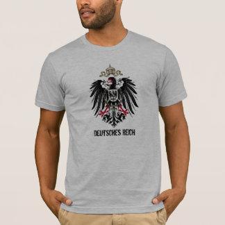 Camiseta Império alemão águia de império Eagle