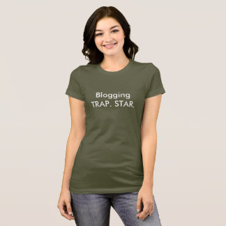 Camiseta impressa do desenhista das mulheres