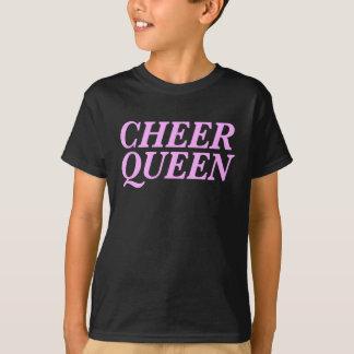 Camiseta Impressão da rainha do elogio