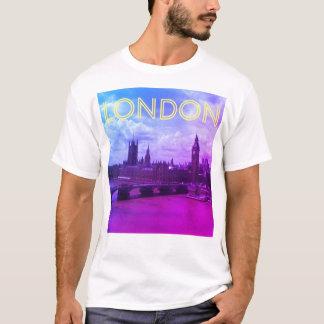 Camiseta Impressão de Londres