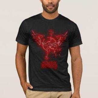 Camiseta Impressão de Sirona Lucifer