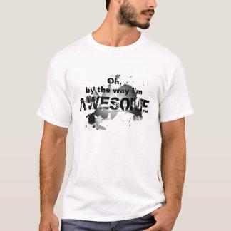Camiseta Impressionante