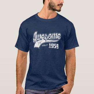 Camiseta Impressionante desde 1959