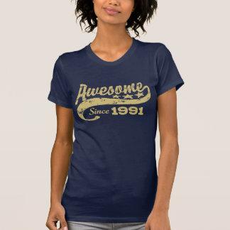 Camiseta Impressionante desde 1991