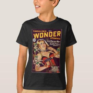Camiseta Imps da menina e do mau de dança