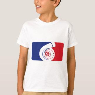 Camiseta Impulso da liga principal