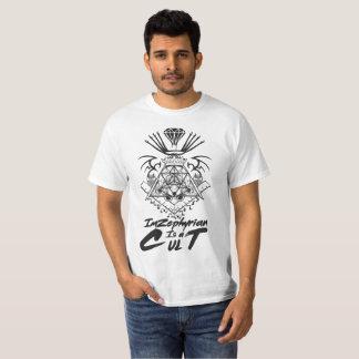Camiseta ImZephyrian é um DEMONOLOGY do culto