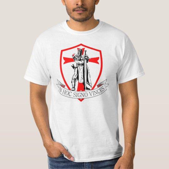 Camiseta In Hoc Signo Vinces