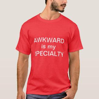 Camiseta Inábil é minha especialidade