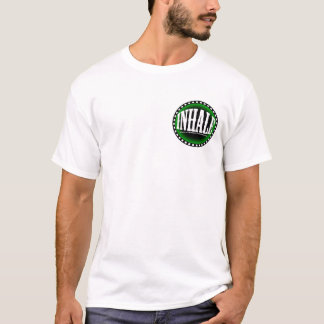 Camiseta Inale a microplaqueta de póquer