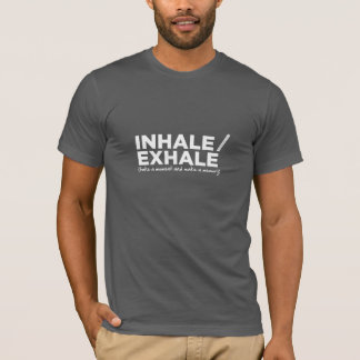 Camiseta Inale/expire