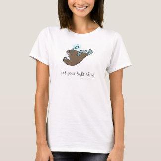 Camiseta Incentivo do diabo-marinho