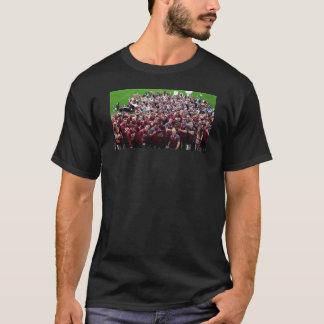 Camiseta Inchamento bonito na praia viril 2017